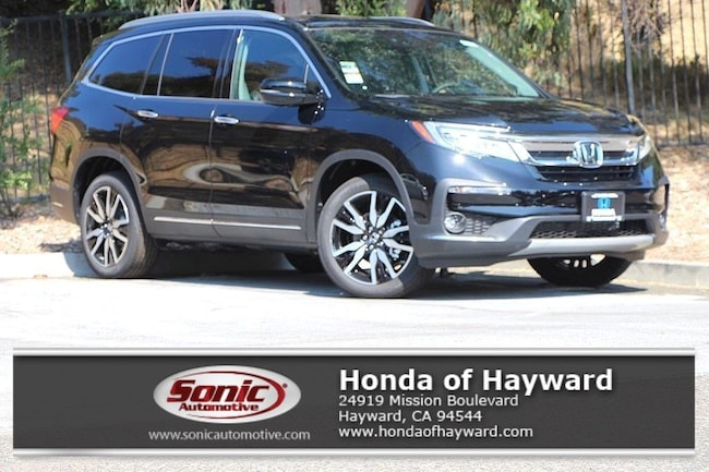New 2019 Honda Pilot Elite AWD SUV in Hayward, CA