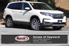 New 2019 Honda Pilot EX-L AWD SUV in Hayward, CA