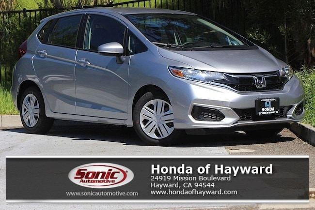 New 2019 Honda Fit LX Hatchback in Hayward, CA