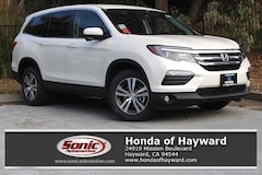 New 2018 Honda Pilot EX FWD SUV in Hayward, CA
