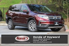 New 2019 Honda Pilot EX-L FWD SUV in Hayward, CA