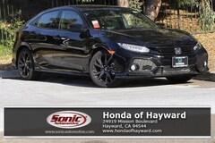 New 2018 Honda Civic Sport Touring Hatchback in Hayward, CA