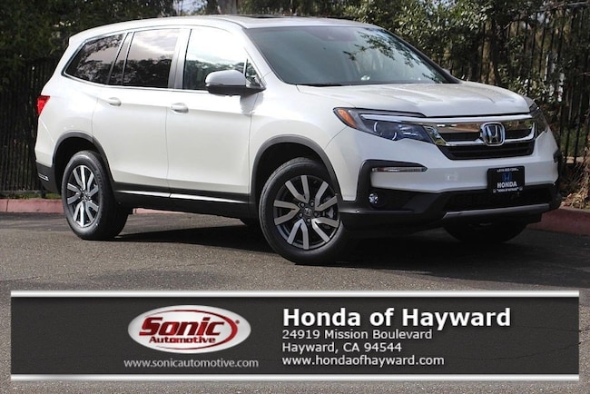 New 2019 Honda Pilot EX-L AWD SUV in Hayward, CA