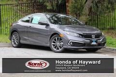 New 2019 Honda Civic EX Coupe in Hayward, CA