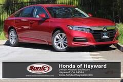 New 2019 Honda Accord LX Sedan in Hayward, CA