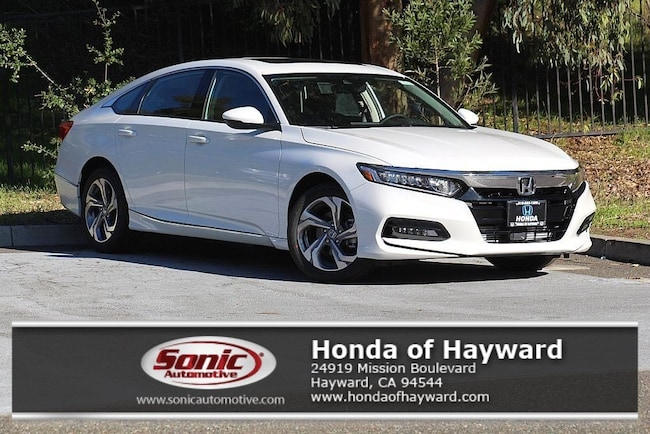 New 2019 Honda Accord EX-L Sedan in Hayward, CA