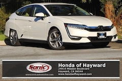 New 2018 Honda Clarity Plug-In Hybrid Touring Sedan in Hayward, CA