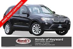 Used 2017 BMW X3 sDrive28i SAV in Hayward, CA