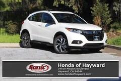 New 2019 Honda HR-V Sport 2WD SUV in Hayward, CA