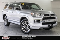 Used 2015 Toyota 4Runner Limited SUV for sale in Santa Monica