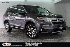 New 2019 Honda Pilot Elite AWD SUV for sale in Santa Monica