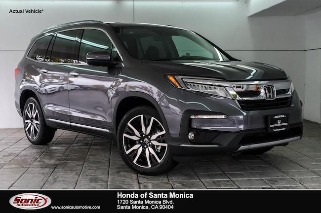 New 2019 Honda Pilot Elite AWD SUV in Santa Monica