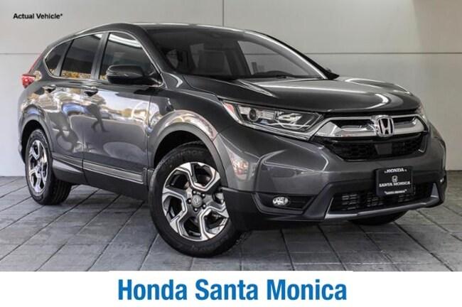 New 2019 Honda CR-V EX-L 2WD Sport Utility in Santa Monica