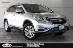 Used 2016 Honda CR-V EX-L w/Navigation FWD SUV in Santa Monica