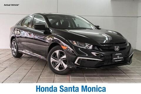 2019 Honda Civic LX CVT Car