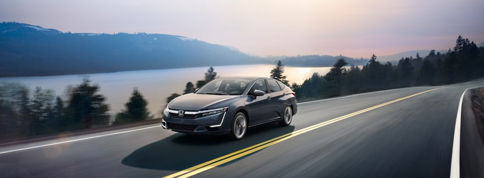 New honda clarity plug in hybrid at poway honda for Honda dealer santa monica