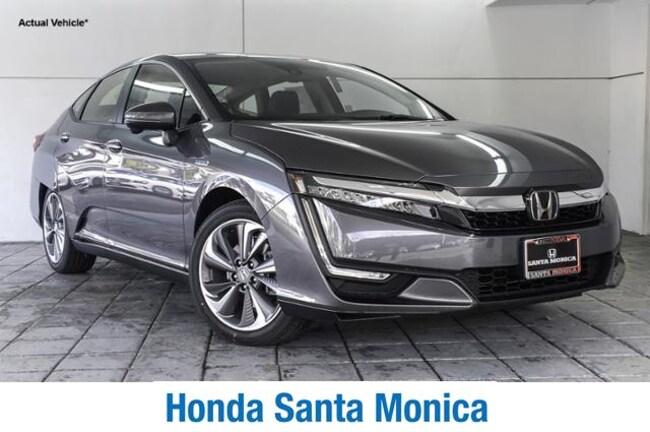 New 2019 Honda Clarity Plug-In Hybrid Sedan Car in Santa Monica