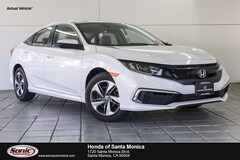 New 2019 Honda Civic LX Sedan in Santa Monica