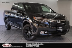 New 2019 Honda Ridgeline Black Edition AWD Truck Crew Cab for sale in Santa Monica