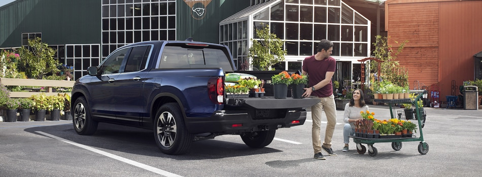 New honda ridgeline at poway honda for Honda dealer santa monica