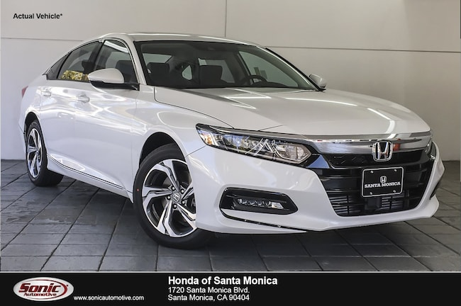 Honda Accord Ex L >> New 2019 Honda Accord Ex L 2 0t For Sale In Santa Monica Ca