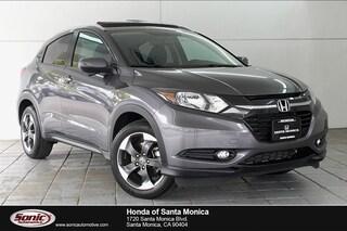 Used 2018 Honda HR-V EX-L Navi SUV near San Diego