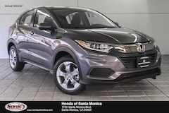 New 2019 Honda HR-V LX 2WD SUV for sale in Santa Monica