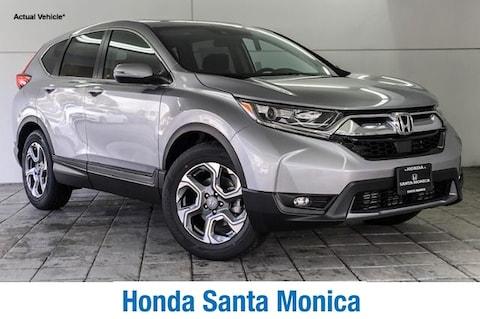 2019 Honda CR-V EX 2WD Sport Utility