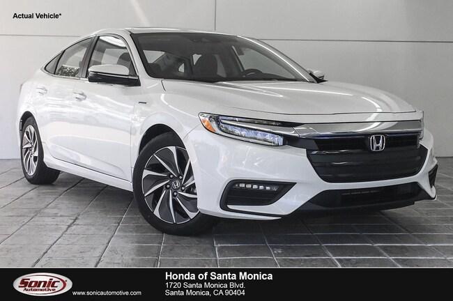 New 2019 Honda Insight Touring Sedan in Santa Monica