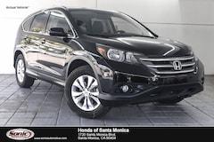 Used 2013 Honda CR-V EX-L w/Navigation FWD SUV in Santa Monica