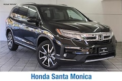 New 2019 Honda Pilot Touring 8-Passenger 2WD Sport Utility for sale in Santa Monica