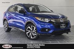 New 2019 Honda HR-V Sport 2WD SUV in Santa Monica