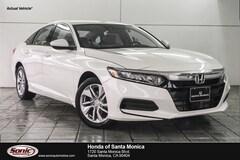 New 2019 Honda Accord LX Sedan for sale in Santa Monica