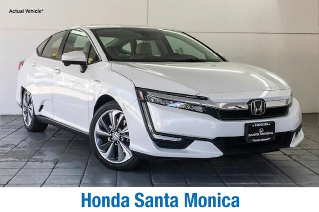 New 2019 Honda Clarity Plug-In Hybrid Sedan Car in Santa Monica