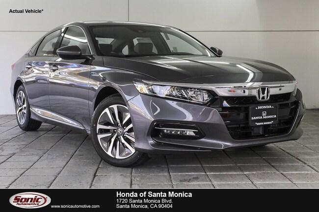 New 2019 Honda Accord Hybrid EX Sedan in Santa Monica