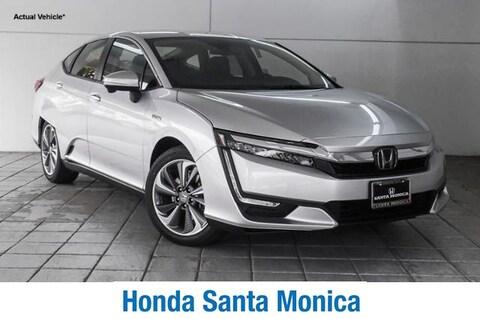 2019 Honda Clarity Plug-In Hybrid Sedan Car
