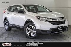 New 2019 Honda CR-V LX 2WD SUV for sale in Santa Monica