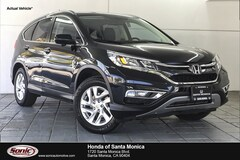 Used 2016 Honda CR-V EX-L w/Navigation FWD SUV in Santa Monica
