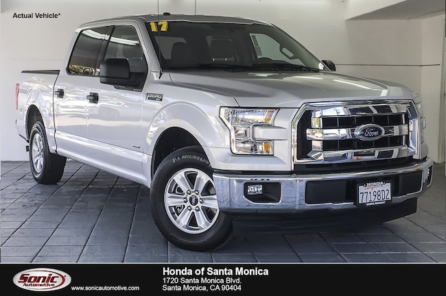 Used 2017 Ford F-150 Truck SuperCrew Cab in Santa Monica