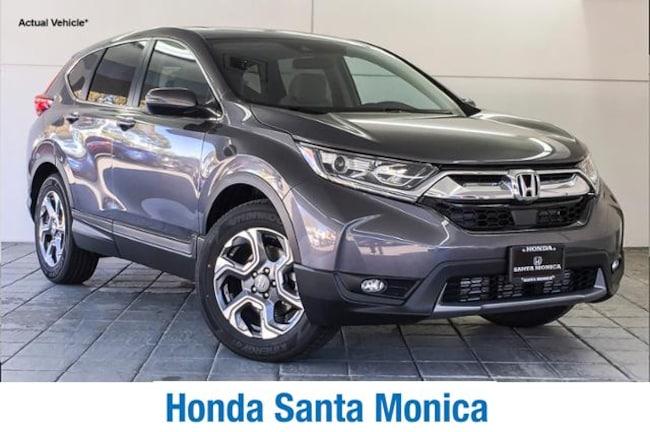 New 2019 Honda CR-V EX 2WD Sport Utility in Santa Monica