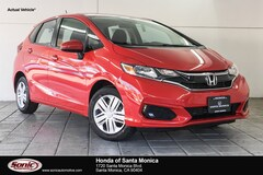 New 2019 Honda Fit LX Hatchback in Santa Monica