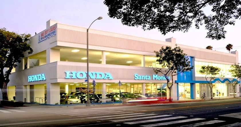 Honda Of Santa Monica, Your Los Angeles County Honda Dealer