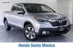 New 2019 Honda Ridgeline RTL-T 2WD Crew Cab Pickup for sale in Santa Monica