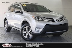 Used 2015 Toyota RAV4 XLE SUV for sale in Santa Monica