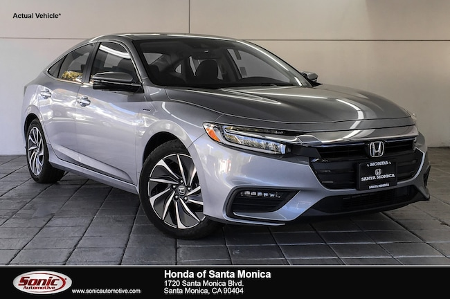 New 2019 Honda Insight Touring Sedan in Santa Monica