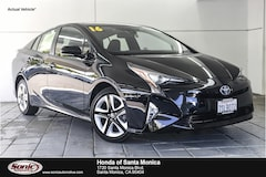 Used 2016 Toyota Prius Four Touring Hatchback for sale in Santa Monica