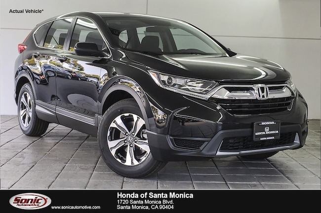 New 2019 Honda CR-V LX 2WD SUV in Santa Monica