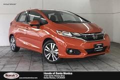 New 2019 Honda Fit EX Hatchback in Santa Monica