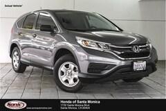 Used 2016 Honda CR-V LX  FWD SUV in Santa Monica