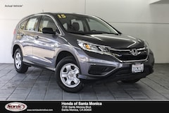 Used 2015 Honda CR-V LX FWD SUV in Santa Monica